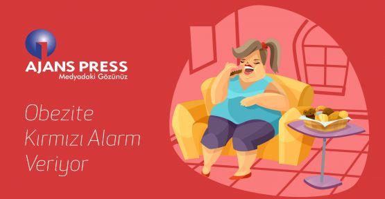 Obezite Kırmızı Alarm Veriyor