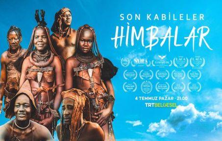"""Ödüllü Belgesel """"Son Kabileler: Himbalar"""" TV'de İlk Kez TRT Belgesel'de"""