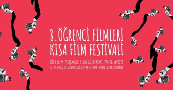 Okan Üniversitesi 8. Öğrenci Filmleri Kısa Film Yarışması Başlıyor…