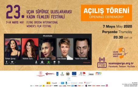 Online Festival Başlıyor