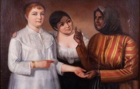 Osmanlı'nın Ermeni Ressamları Sergisi