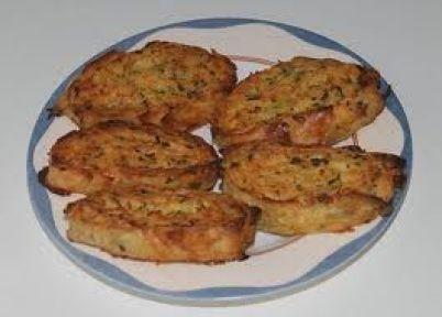 Patatesli Dilim Börek