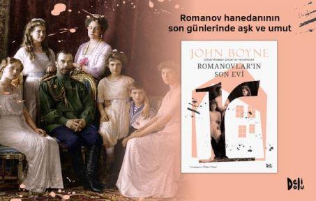 Romanovlar'ın Son Evi...