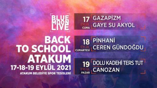 Samsun'da Müzik Dolu Hafta Sonu