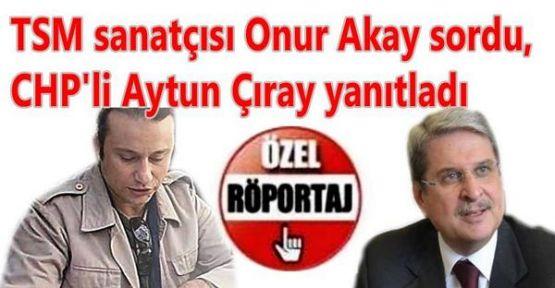Seçimler öncesinde CHP'den farklı bir röportaj geldi!