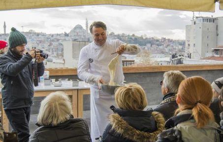 Şehrin Fırıncıları ve Şehrin Gıdası  SALT Galata'da
