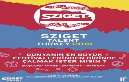 Sziget Festivali Türkiye'yi Temsil Edecek Grubu Arıyor!