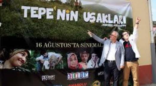 'Tepenin Uşakları', ilk elden Karadeniz filmi!