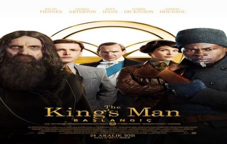 """""""The King's Man: Başlangıç""""tan Heyecan Verici Fragman"""