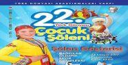 22. Türk Dünyası Çocuk Şöleni