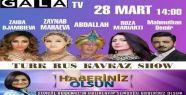 Gala TV'de Kafkas Show!