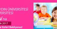 İSTANBUL AYDIN ÇOCUK ÜNİVERSİTESİ'NDE...