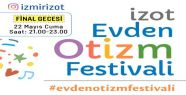 İZOT Evden Otizm Festivali Final Gecesi