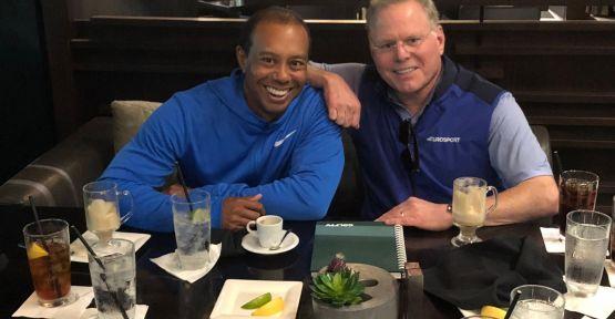 Tiger Woods ve Discovery GolfTV'den içerik ortaklığı!