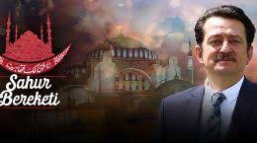 TRT 1 EKRANLARINDA RAMAZAN AYI MUHTEŞEM
