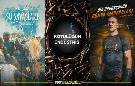 TRT Belgesel'den sevilen yapımlar...