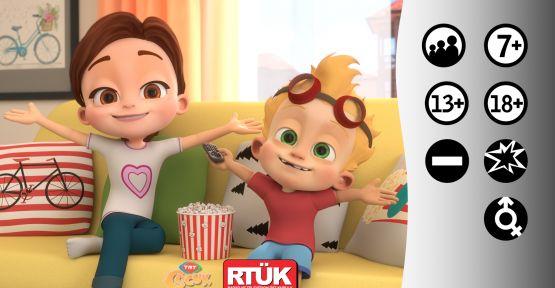 TRT Çocuk'tan 'Akıllı İşaretler'!