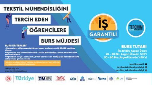 Türk Moda Endüstrisi'nden burs ve iş garantisi!