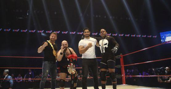 Turkish Power Wrestling İstanbul Şovu DMAX'te