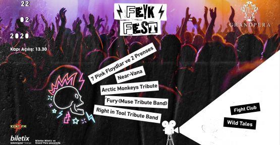 Türkiye'de birilk: Feyk Fest