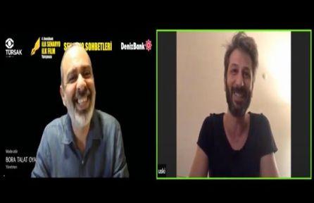 Ushan Çakır'la 'Senaryo Sohbetleri'...
