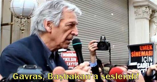 Usta yönetmen Başbakan Erdoğan'a seslendi!
