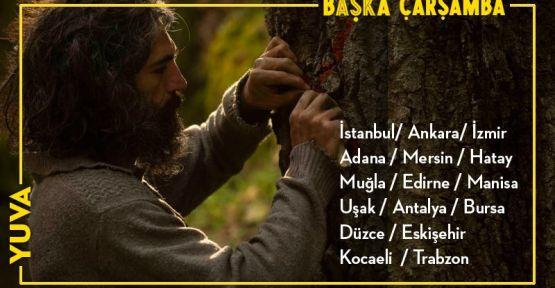 """""""YUVA"""" BAŞKA ÇARŞAMBA'YLA 1 MAYIS'TA 16 ŞEHİRDE!"""