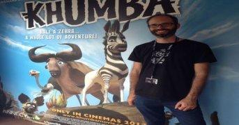 Anthony Silverstone ile KHUMBA'nın Dünyası